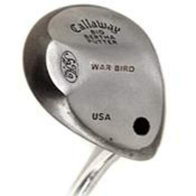 Callaway Big Bertha Warbird Putter