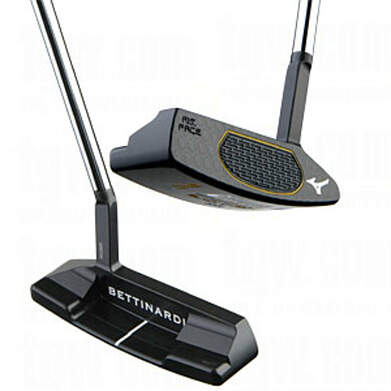 Mizuno Black Carbon Series 1 Putter