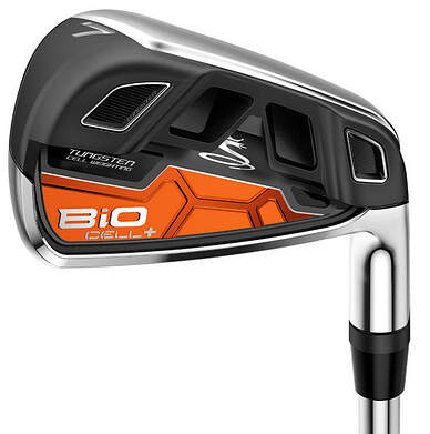 Cobra Bio Cell + Orange Single Iron