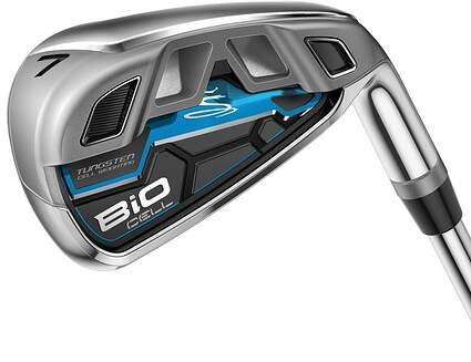Cobra Bio Cell Blue Single Iron