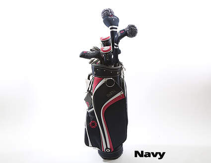 Cleveland Bloom HT Womens Complete Golf Club Set