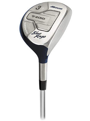 Mizuno Blue Rage Fairway Wood