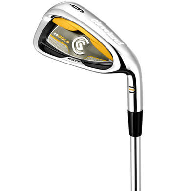 Cleveland CG Gold Iron Set