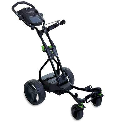 Bag Boy Coaster Quad Electric Push and Pull Cart