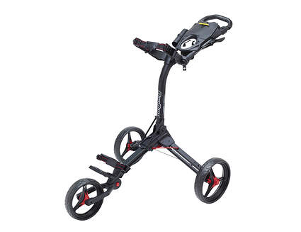 Bag Boy Compact 3 Wheel Push and Pull Cart