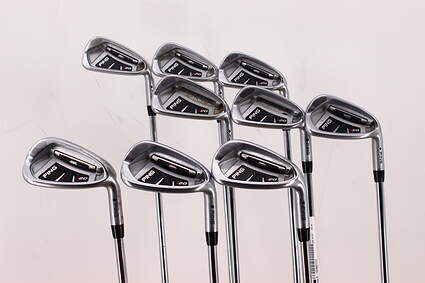 Ping I20 Iron Set 3-PW GW Ping CFS Steel Stiff Right Handed Black Dot 38.0in