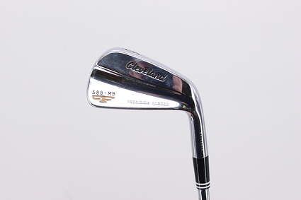 Cleveland 2012 588 MB Single Iron 6 Iron True Temper Dynamic Gold S300 Steel Stiff Right Handed 37.0in