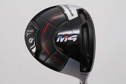 TaylorMade M4 Driver 8.5° Fujikura ATMOS 6 Red Graphite X-Stiff Right Handed 46.0in