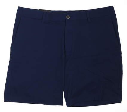 New Mens Under Armour Golf Shorts 40 Navy Blue MSRP $75 UM8810