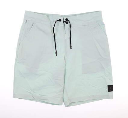 New Mens Adidas Hybrid Golf Shorts X-Large XL Ash Green MSRP $85 DQ2262