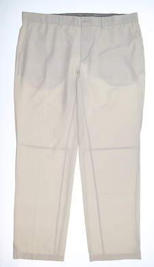 New Mens Nike Golf Pants 38 x32 Ecru MSRP $85 921751 072