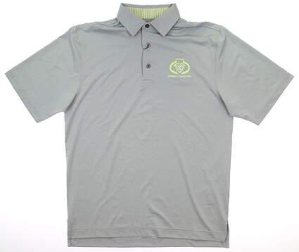 New W/ Logo Mens Footjoy Golf Polo Medium M MSRP $82