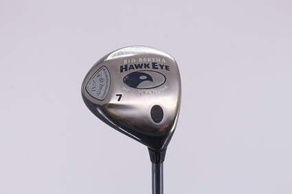 Callaway Hawkeye VFT Fairway Wood 7 Wood 7W Hawkeye Gems UL Graphite Ladies Right Handed 41.0in