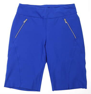New Womens Tail Golf Shorts 6 Blue MSRP $85 GF4593-8086