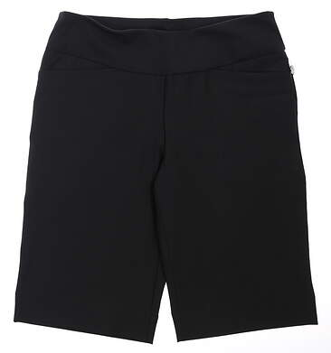 New Womens Tail Golf Shorts 6 Black MSRP $85