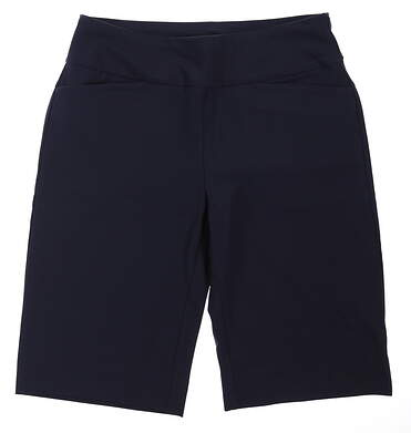 New Womens Tail Golf Shorts 6 Navy Blue MSRP $85