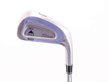 Titleist DCI 962 B Single Iron 3 Iron True Temper Dynamic Gold S400 Steel Stiff Right Handed 38.75in