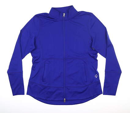 New Womens Jo Fit Jumper Jacket Small S Purple MSRP $125 UT034-BBY