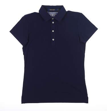 New Womens Ralph Lauren Polo X-Small XS Navy Blue MSRP $119