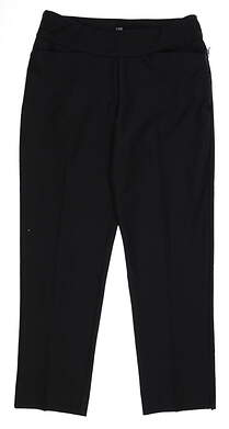 New Womens Tail Pull On Ankle Pants 10 Black MSRP $89 GX4320-999X