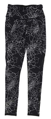 New Womens Tail HiRise Leggings X-Small XS Etched Floral MSRP $70 AX6946-F60X