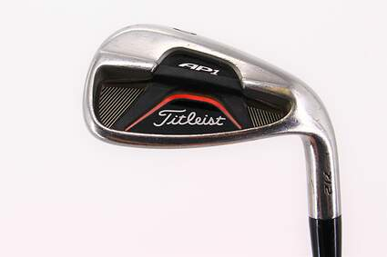 Titleist 712 AP1 Single Iron Pitching Wedge PW Dynalite Gold XP S300 Steel Stiff Right Handed 36.25in