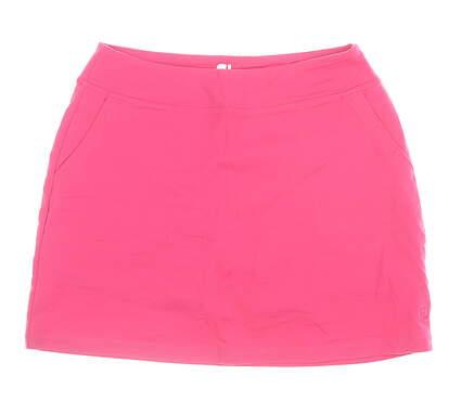 New Womens Footjoy Golf Skort Medium M Pink MSRP $65