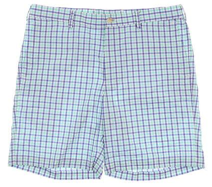 New Mens Peter Millar Shorts 34 Multi MSRP $95 MS18EB92