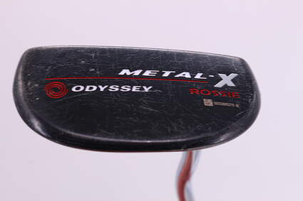 Odyssey Metal X Rossie Putter Steel Right Handed 31.0in