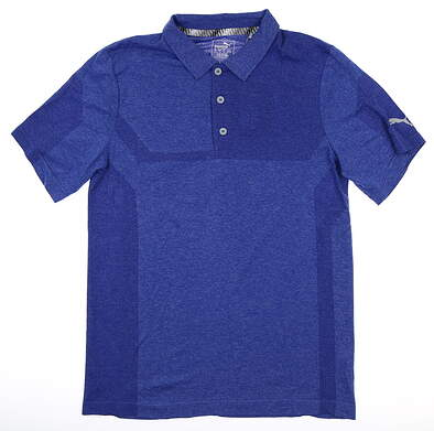 New Mens Puma Evoknit Breakers Polo Small S Surf The Web MSRP $87 577399 05