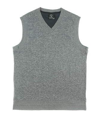 New Mens Nike Sweater Vest Medium M Gray MSRP $92 AV5225