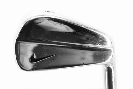 Nike Forged Blades Single Iron 4 Iron Stock Steel Shaft Steel Stiff Right Handed 37.5in