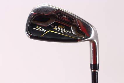 Cobra S2 Single Iron 6 Iron Cobra Aldila DVS-2 Graphite Regular Right Handed 37.75in