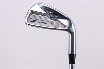 Callaway X Forged Single Iron 7 Iron Project X Rifle 6.0 Steel Stiff Right Handed 36.75in