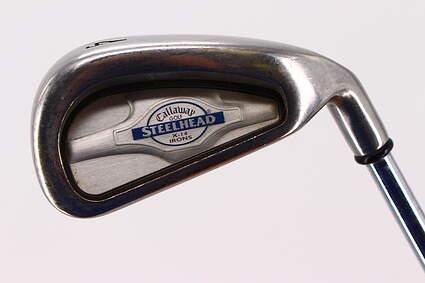 Callaway X-14 Single Iron 4 Iron Callaway Stock Steel Regular Right Handed 38.5in