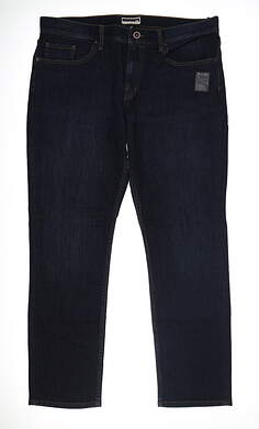 New Mens Travis Mathew The Standard Pants 40 Blue MSRP $150 1M0479