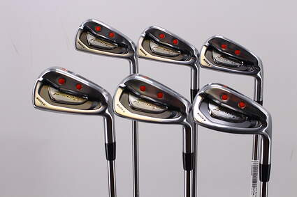 Miura Passing Point Neo 9005G Iron Set 5-PW FST KBS Tour Steel Regular Right Handed 37.75in