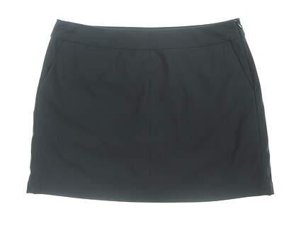 New Womens Nike Golf Skort 14 Black MSRP $75 742875