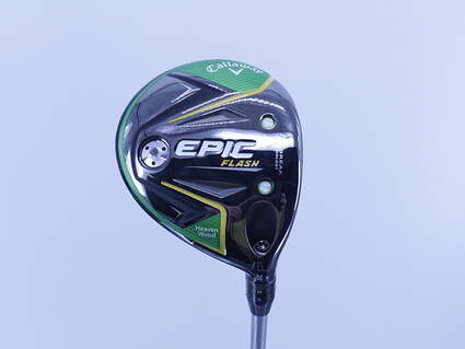 Callaway EPIC Flash Fairway Wood 7 Wood 7W 20° Project X Even Flow Green 65 Graphite Regular Right Handed 43.0in