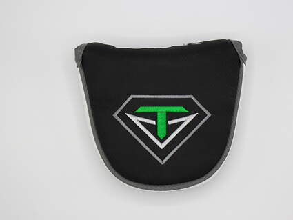 Toulon Design Indianapolis Putter Headcover Green Swirls