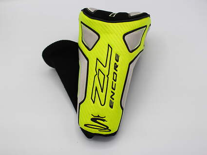 Cobra ZL Encore Driver Headcover Lime Green/Black
