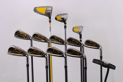 Mens Complete Nike Golf Club Set Right Handed Regular Driver Irons Wedge Putter RH MSRP $1899.99
