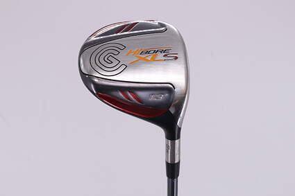 Cleveland Hibore XLS Fairway Wood 3+ Wood 13° Cleveland Fujikura Fit-On Gold Graphite Regular Right Handed 43.25in