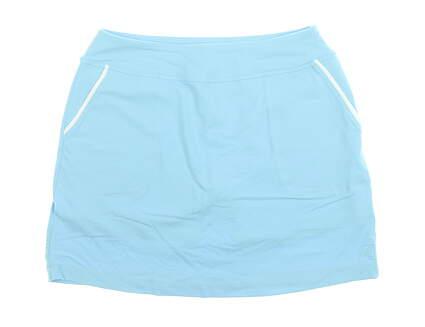 New Womens Footjoy Golf Skort Medium M Blue MSRP $90 23868