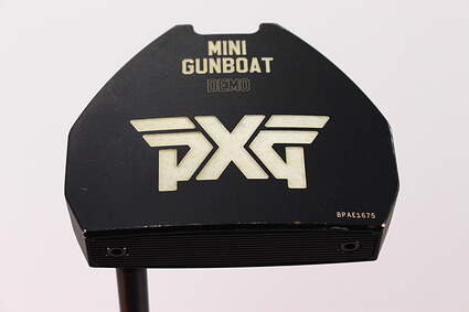 PXG Mini Gunboat Putter Steel Right Handed 35.0in