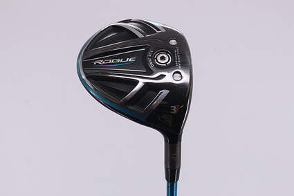 Callaway Rogue Sub Zero Fairway Wood 3 Wood 3W 15° Project X Even Flow Blue 75 Graphite X-Stiff Right Handed 43.0in