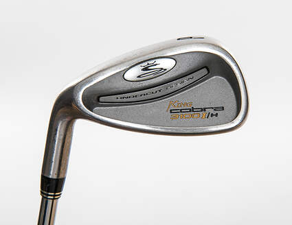 Cobra 3100 IH Single Iron Pitching Wedge PW Nippon NS Pro 1030H Steel Stiff Left Handed 35.75in