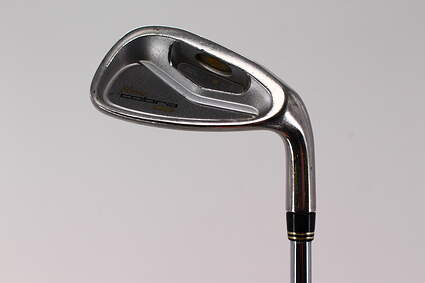 Cobra SS Oversize Single Iron 9 Iron Cobra Precision Microtaper Shaft Steel Regular Right Handed 36.0in