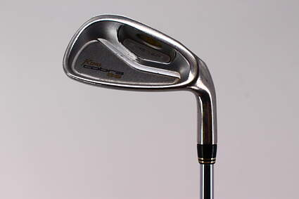 Cobra SS Oversize Single Iron 7 Iron Cobra Precision Microtaper Shaft Steel Regular Right Handed 36.75in