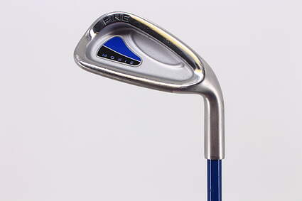 Ping Moxie i 10-11 Year Old Single Iron 7 Iron Stock Graphite Shaft Graphite Junior Regular Right Handed 33.5in